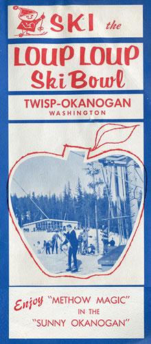 1960s Loup Brochure