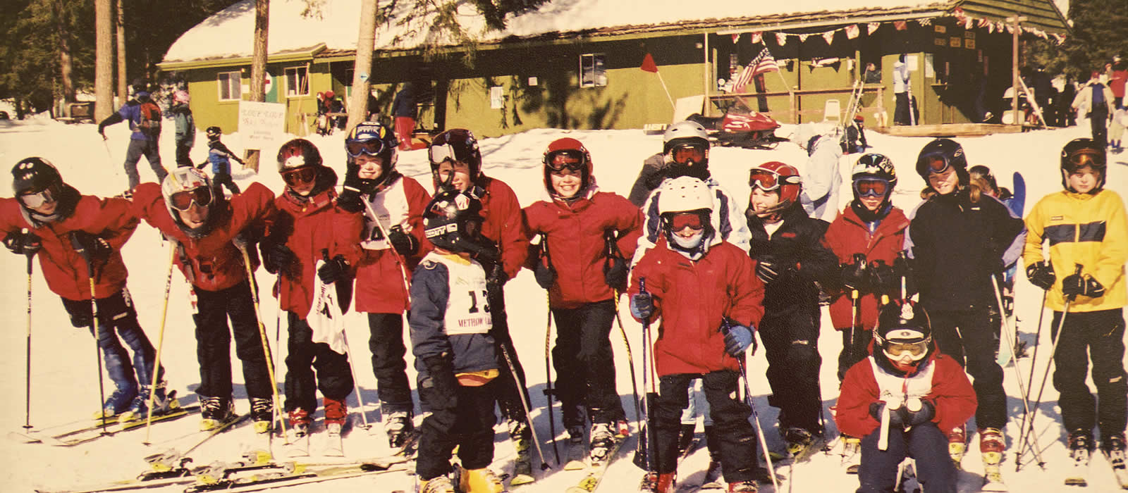 Loup Loup Ski School - Archive Photo