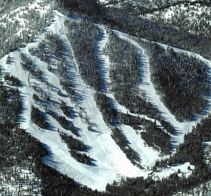 Ski the Loup Loup Bowl